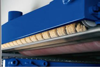 PANEL CLEANING BRUSH ROLLER