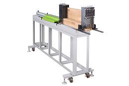 Frame Saw Automatic Feeding Device (Optional)