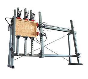 氣壓門框組立機