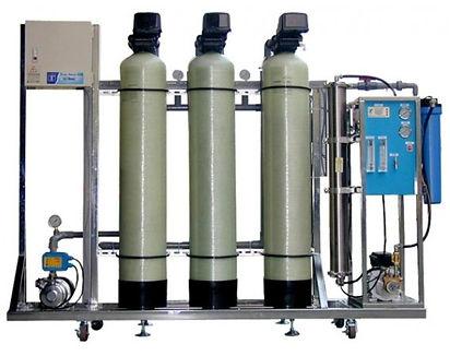 Industrial R.O system-COM-PK1500