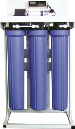 CR-200G Commercial water filter