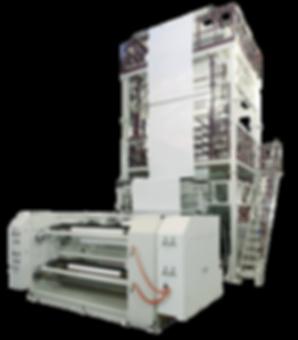 CT-TPU-TPUMono/Double Layer Blown Film Machine