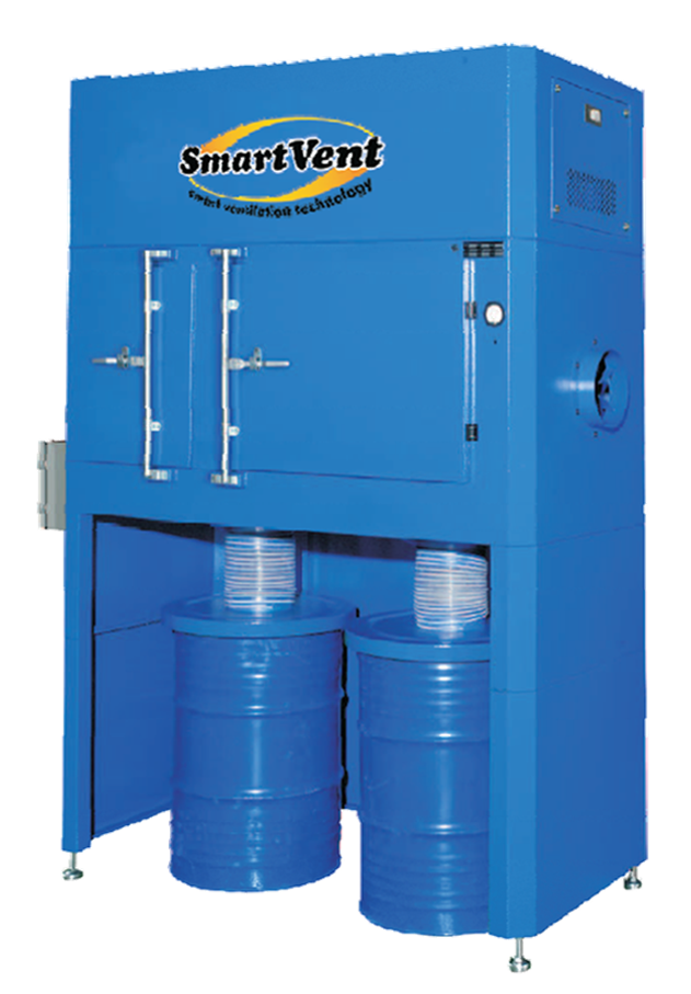 FE-J Dust Collector (Drum Type)