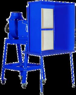 SM-02A Dry Spray Booth