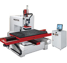 SINGLE COLUMN CNC ROUTER