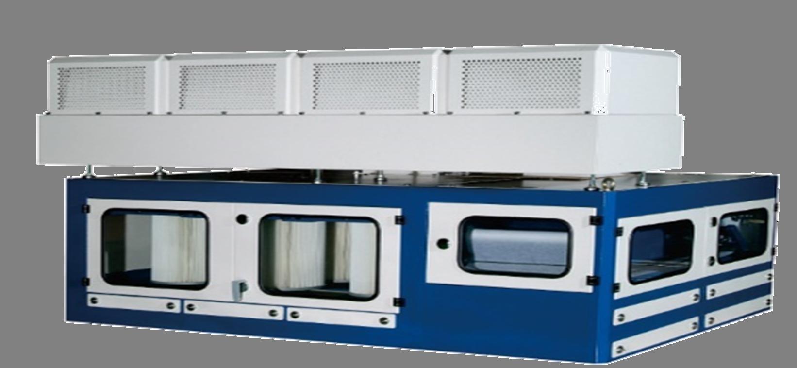 RE-1000 機械手臂焊接站 (集塵,除異味)-HEPA模組