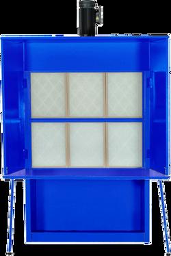 SM-03A Dry Spray Booth