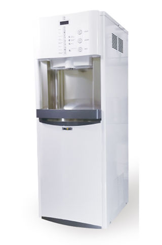 Cold, Ambient & Hot Water Dispenser with High Temperature Sterilization for the Pipelines (White/Black color available)