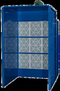 SM-03B Dry Spray Booth