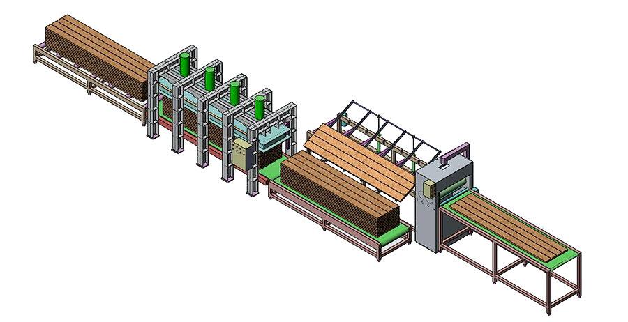 MAC-1000 Static Press Line