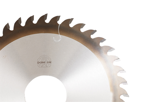 Carbide Saw Blade Scoring Saw With Diamond Coating (PICTURE)