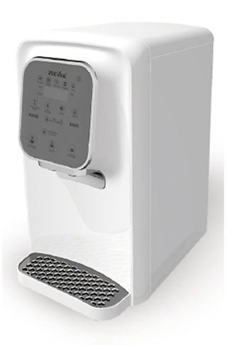 Counter Top Instant Cold, Ambient & Hot Water Dispenser with Touch Control Panel