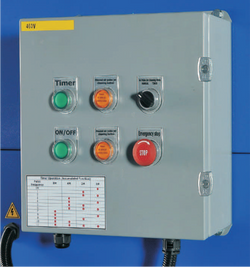 FE-J Dust Collector (Control Panel)