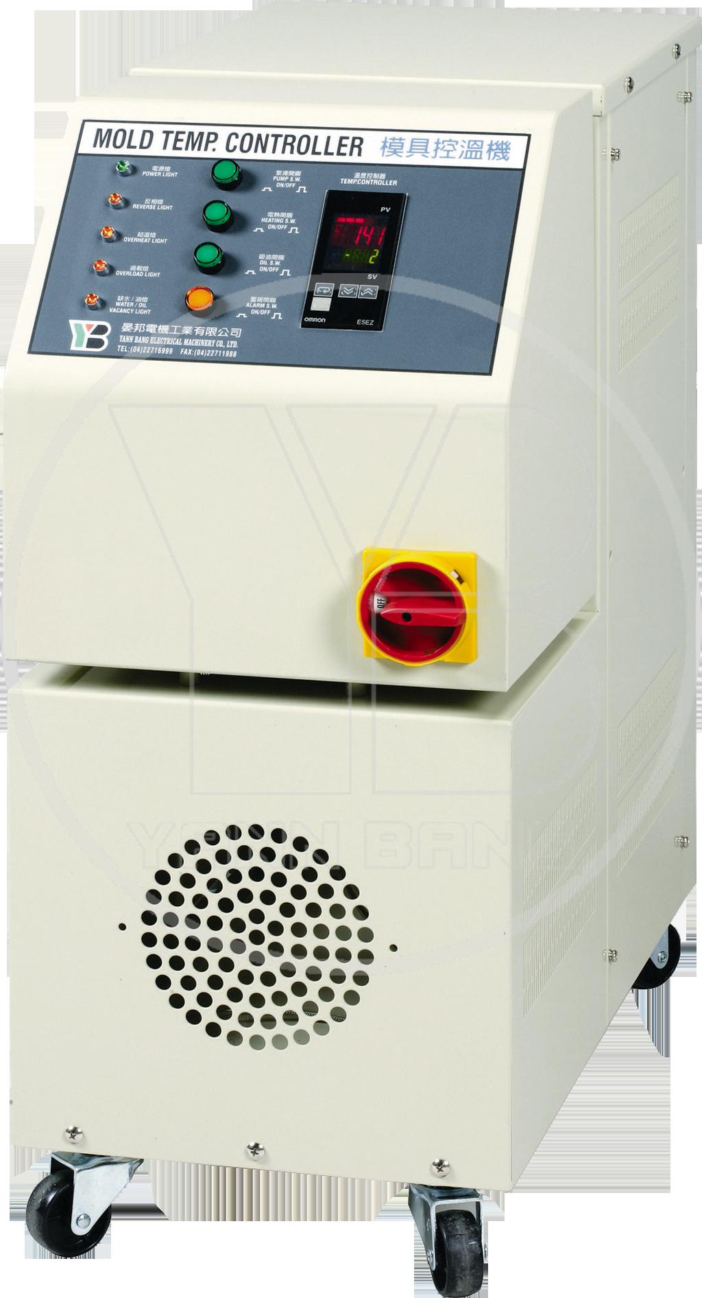 高溫水式模具控溫機 (YBMD-H)
