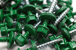 Roofing Screw with Sela Washer