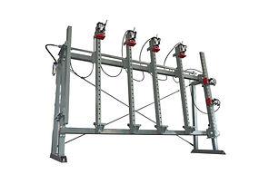 Pneumatic Frame Assembly Press Machine