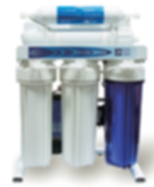 5 Stages RO Water Purifier With Pump and Stand Bracket