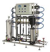 6,000 GPD RO system