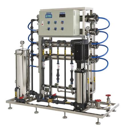 6000 GPD RO system
