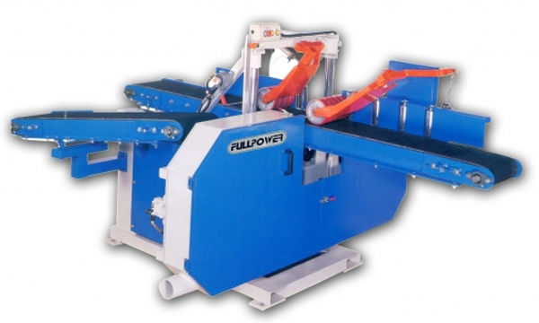 HORIZONTAL BAND RESAW