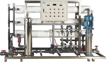 Industrial R.O system-comCOM-NEW60000