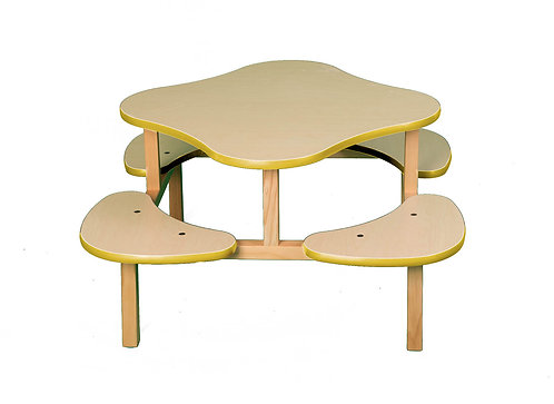 Children's Play Activity Table ages 2-5