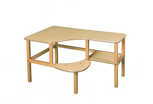 Grade school laptop computer desk ages 5-10