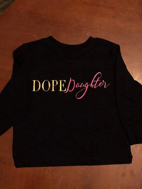 Dope LongSleeve shirts- Kids