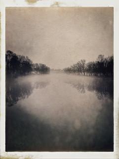 Island Park Treeline (Kankakee River, Wilmington, Illinois)