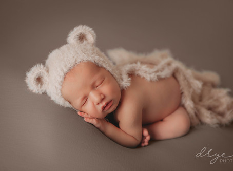 Introducing Baby Meyers  |  Leander, Cedar Park, Austin Newborn Photography