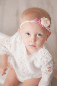 First birthday photography hutto tx