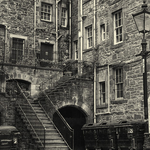 Writers, Edinburgh (Edinburough, Scotland)