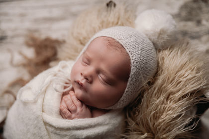 Austin Texas newborn baby photos
