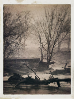 Raging Tranquility (Kankakee River, Wilmington, Illinois)