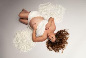 Hutto TX Studio Maternity Photography