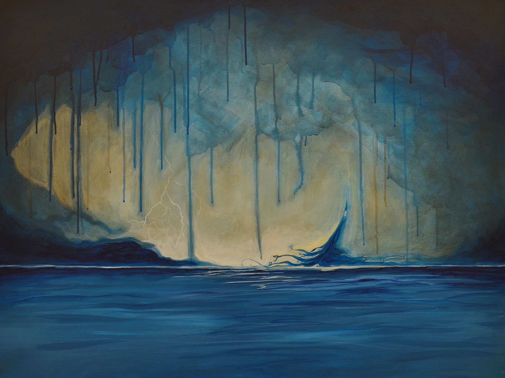 Tearful Sky, Ocean Child