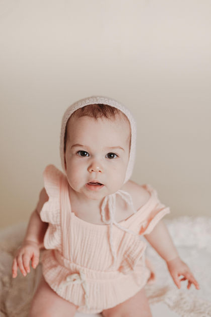 first birthday girl photo session austin tx