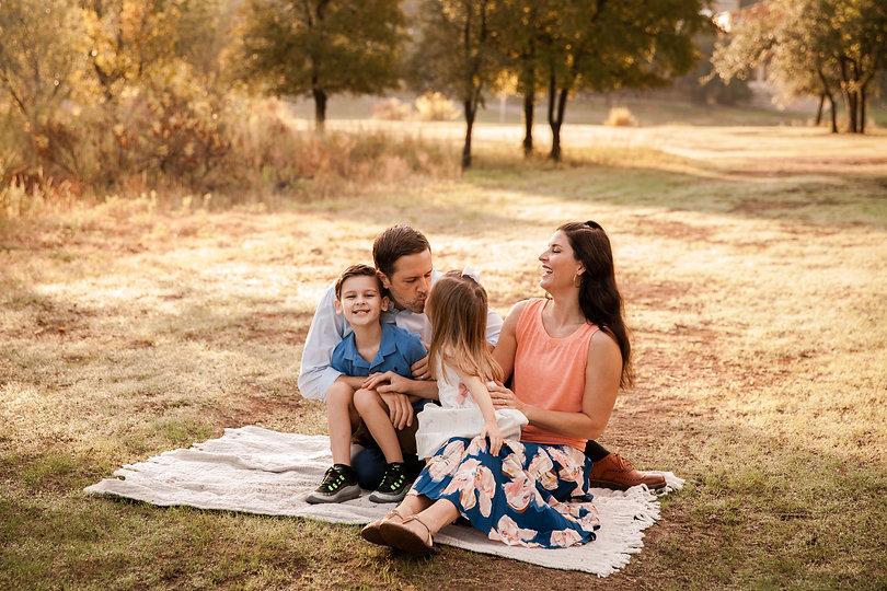 family photo Austin