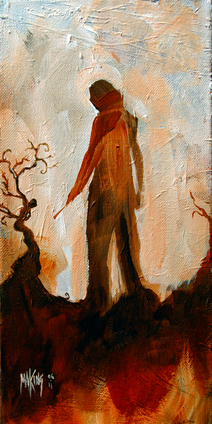 The Man Who Painted Trees