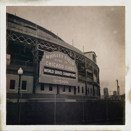 Wrigley Field 2016 no.2 (Chicago, Illinois)