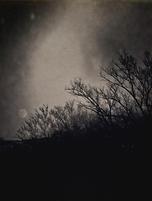 Moonrise, Kansas City, Winter, 2018