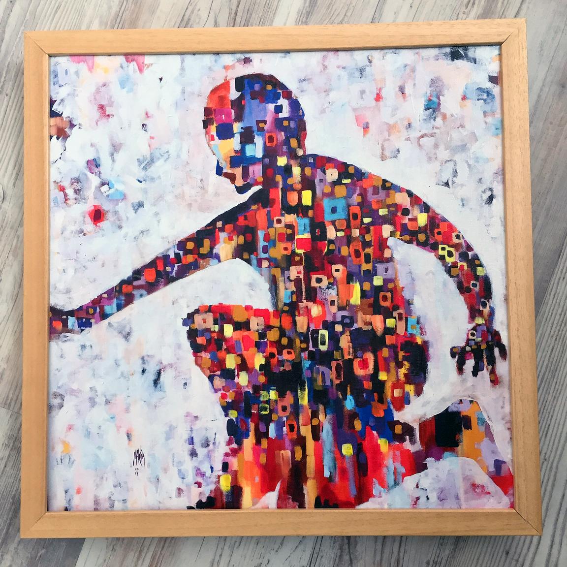 The Healer - Canvas Print