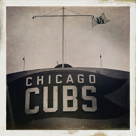 Wrigley Field 2016 no.1 (Chicago, Illinois)