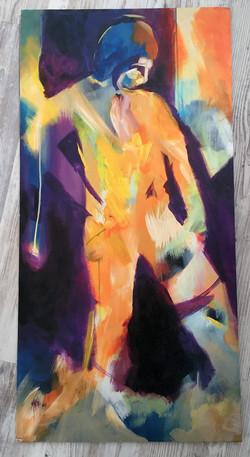 Crashing Paper Airplanes - Canvas