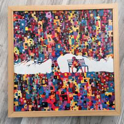 Social Ambiguity - Canvas Print