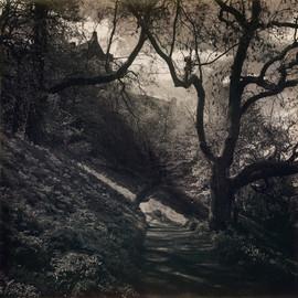 Path from Edinburough Castle (Edinburough, Scotland)