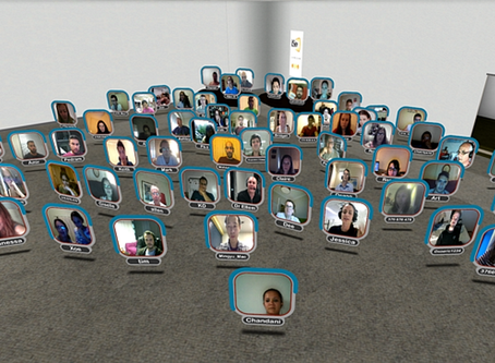 Scale your real time elearning collaboration to typical class sizes
