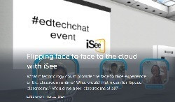 Flipping face to face to the cloud with iSee