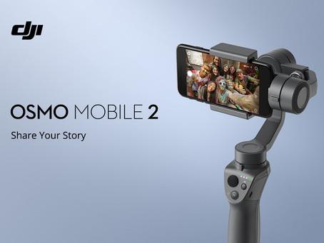 如何利用DJI Osmo Mobile2 進行Facebook直播