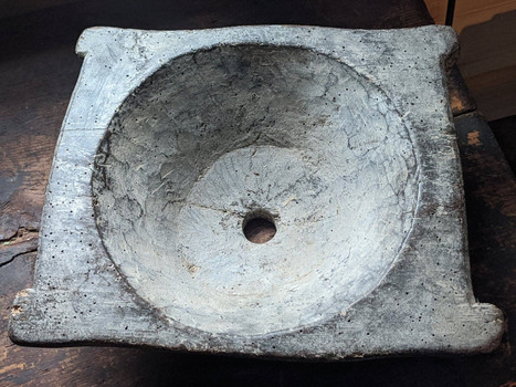 Early Primitve Sink (One of a Kind)